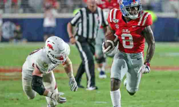 Matt Corral, Elijah Moore lead an improved Ole Miss passing attack