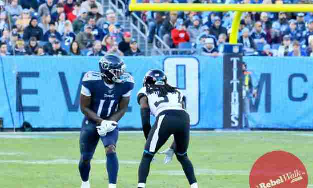 NFL Rebels Gallery: Former Ole Miss star A.J. Brown leads Titans past Jacksonville