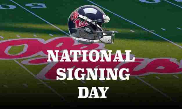 All Aboard! 2020 Ole Miss National Signing Day Update