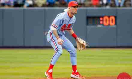 Anthony Servideo named a National Player of the Week by Collegiate Baseball