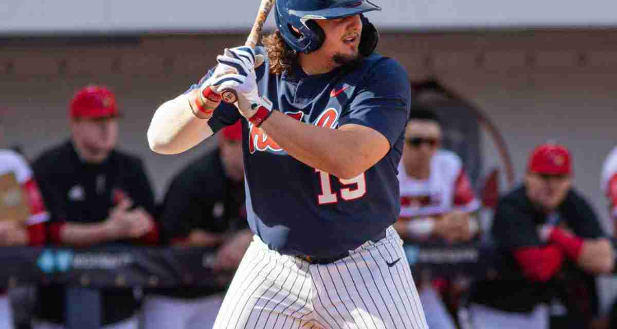 Cael Baker named SEC Co-Player of the Week