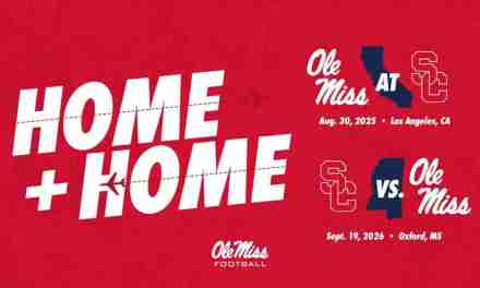 Ole Miss Announces Home-and-Home series with USC