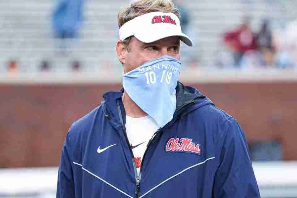 WATCH: Ole Miss head coach Lane Kiffin discusses Rebels' COVID issues