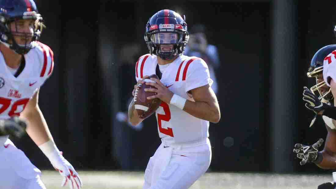 Ole Miss picked fourth in SEC West, QB Matt Corral selected to Preseason First Team