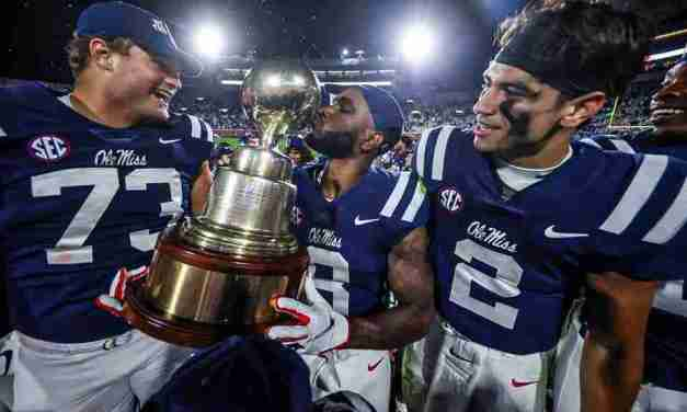 WATCH: Matt Corral, Elijah Moore and Otis Reese on the Rebels' 31-24 Egg Bowl win