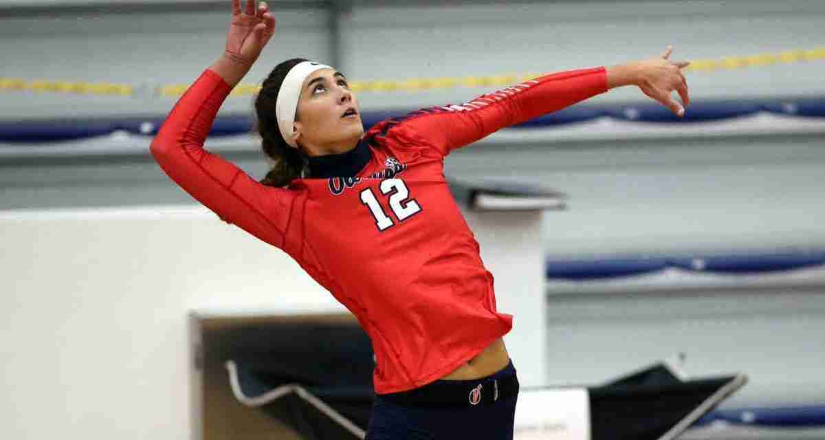 Volleyball's Carvacho Earns SEC Honors