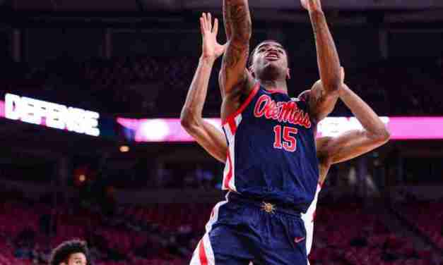 Ole Miss' Offensive Woes Strike Again in 74-59 loss to Arkansas