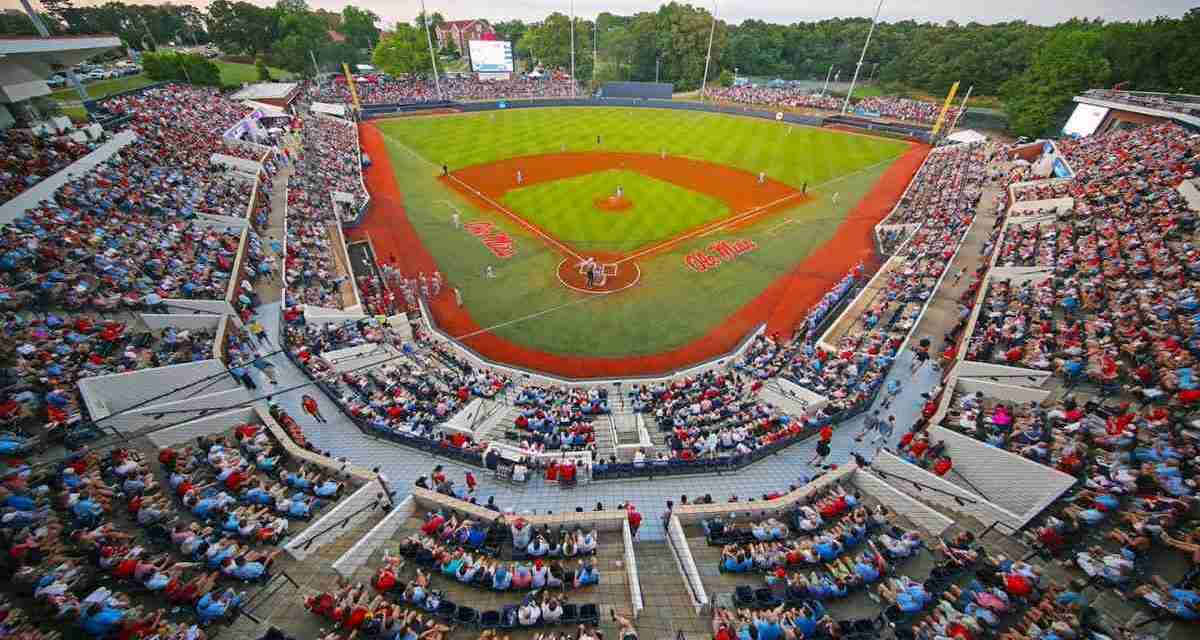 Ole Miss Announces Baseball Attendance Plan