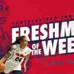 Madison Scott Repeats as SEC Freshman of the Week