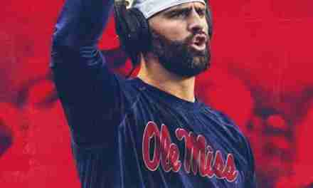 Tight ends coach Finley leaves Ole Miss to coach at alma mater, Oklahoma