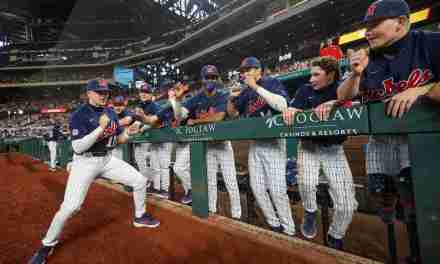 Ole Miss Baseball Earns No. 1 Ranking