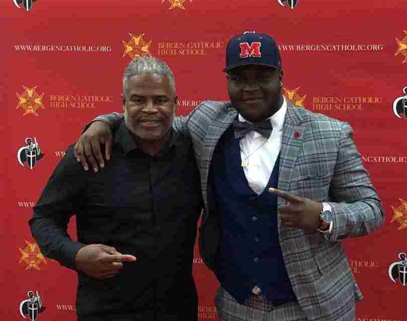 Kiffin adds to Rebs' stellar defensive haul with No. 5 national DT Tywone Malone
