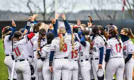 Ole Miss Softball Splits Doubleheader on Opening Day