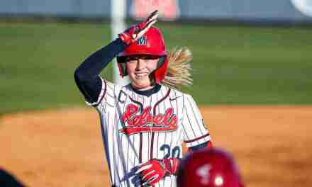 Rebels Split on Day Two of Trojan Classic