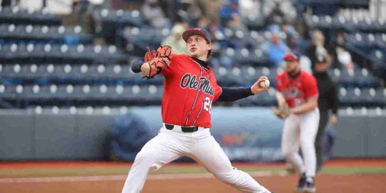 Ole Miss Drops Opening Game of Series with UCF, 3-2