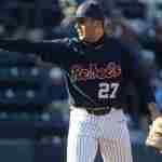 Ole Miss pitcher Taylor Broadway drafted by the Chicago White Sox