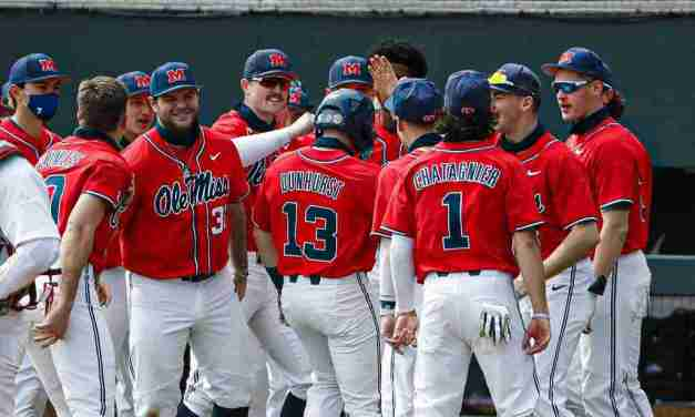 No. 3 Ole Miss Sweeps in Back-to-Back Series to Start SEC Play