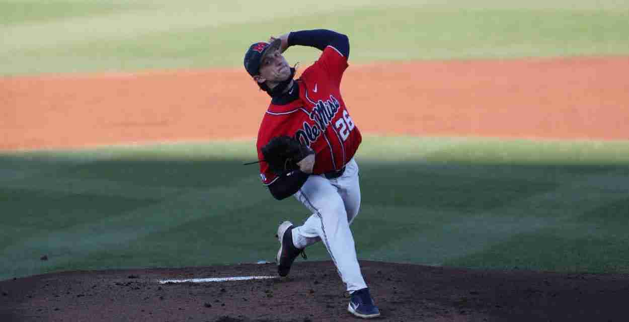 Ole Miss defeats Florida, 8-2, to even series with Gators