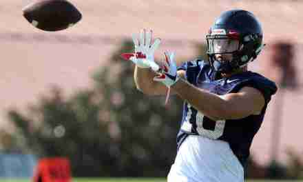 Rebels' high-octane offense even more versatile with Plumlee, Ealy slated to see time at slot