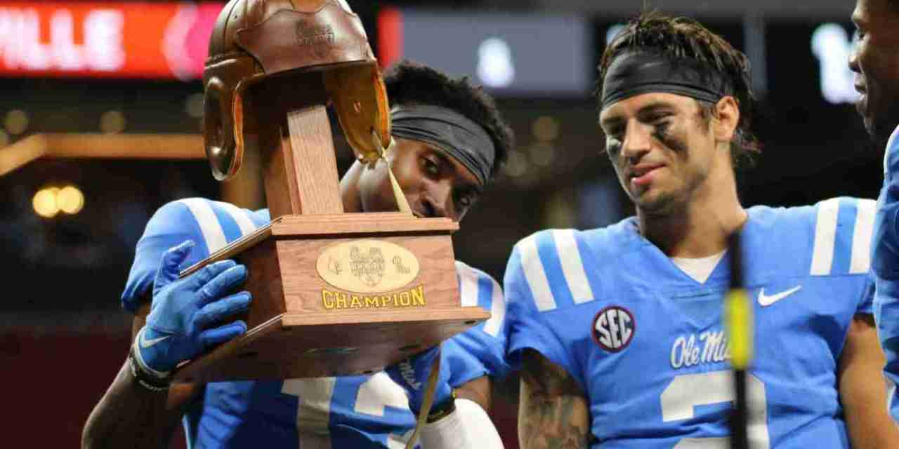 VIDEO: Matt Corral, Snoop Conner, A.J. Finley and Chance Campbell talk after win over Louisville