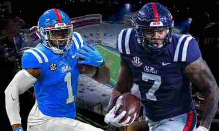 Ole Miss moves up three spots to No. 17 in latest AP Top 25 Poll