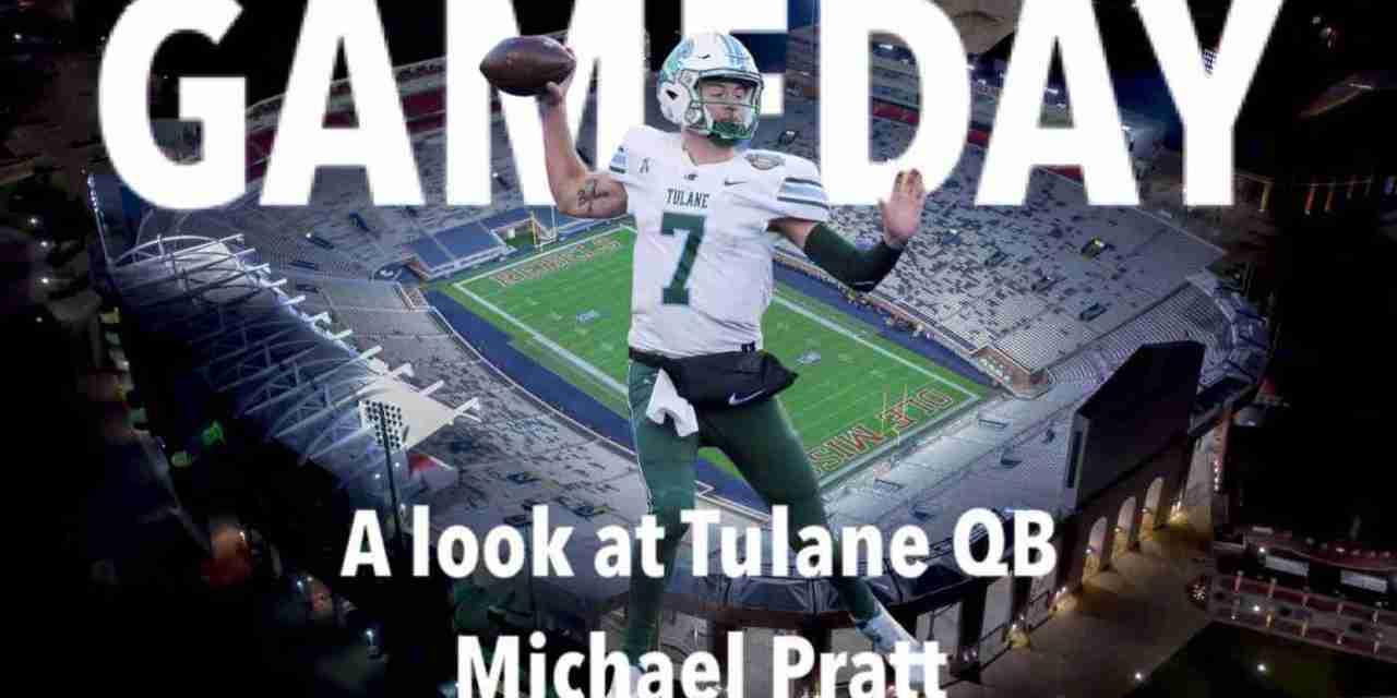 Ole Miss vs. Tulane: A look at Green Wave QB Michael Pratt