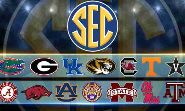 SEC Preview: Rebels host LSU, and a look at other games in a light week in the Southeastern Conference