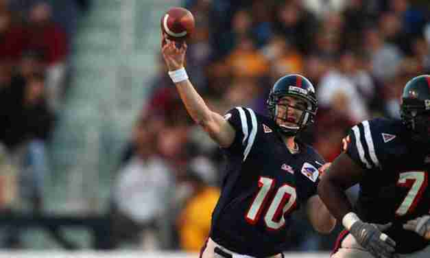 'Memories, pressed between the pages of my mind'… Rebel Fans Offer Their Memories of Eli Manning's Storied Ole Miss Career