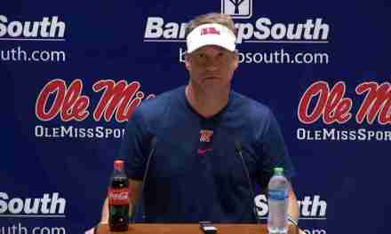 VIDEO: Ole Miss head coach Lane Kiffin discusses Arkansas win, upcoming game vs. the Vols