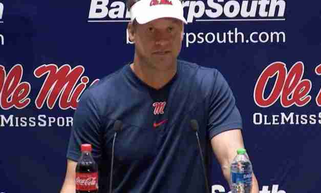 VIDEO: Everything Coach Lane Kiffin said Monday, including update on QB Matt Corral's injury status