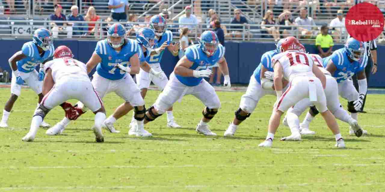 Ole Miss, Tennessee Game Brings Two of Nation's Fastest Up-Tempo Offenses to the Field Saturday