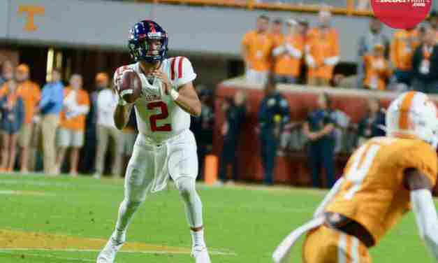 Ole Miss' Corral Earns SEC Co-Offensive Player of the Week Honors