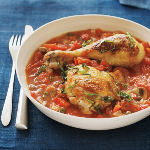 Chicken Cacciatore - TheRecipe.Website
