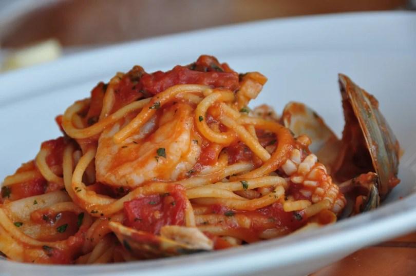Spiced Seafood Pasta - Onlinerecipe.website