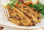 Trout with Capers