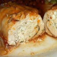 Stuffed Italian Chicken - TheRecipe.Website