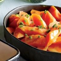 Spiced Honey Coated Carrots - TheRecipe.Website