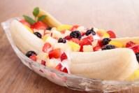 Watermelon Blueberry Banana Split - TheRecipe.Website
