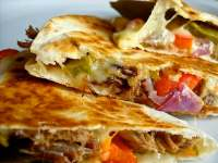 Quick n Easy Beef Quesadillas - TheRecipe.Website