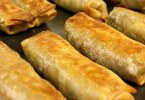 Chinese Egg Rolls - Mrs Kwan's Quick Snack