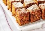Date Cake Squares