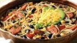 Fiesta Pasta Soup