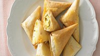 Parmesan Triangles