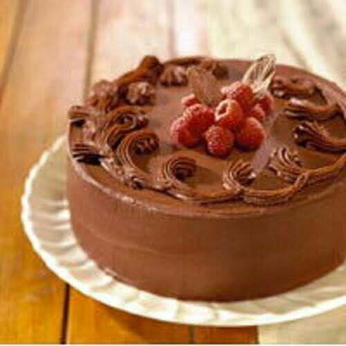 Raspberry Chocolate Cake - TheRecipe.Website
