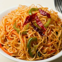 Vegetables with Noodles