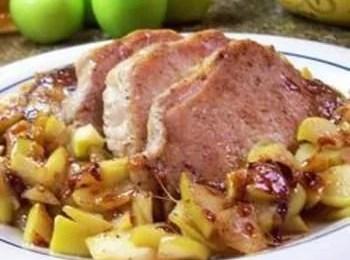 Granny SMith Pork - Therecipe.website