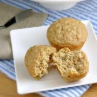 Oatmeal Muffins - TheRecipe.Website