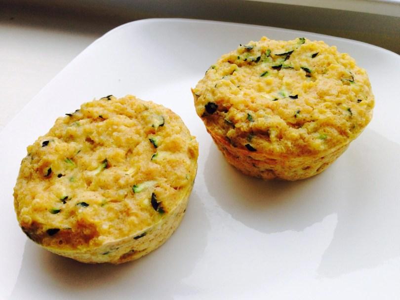 Dilly Zucchini Ricotta Muffins - TheRecipe.Website