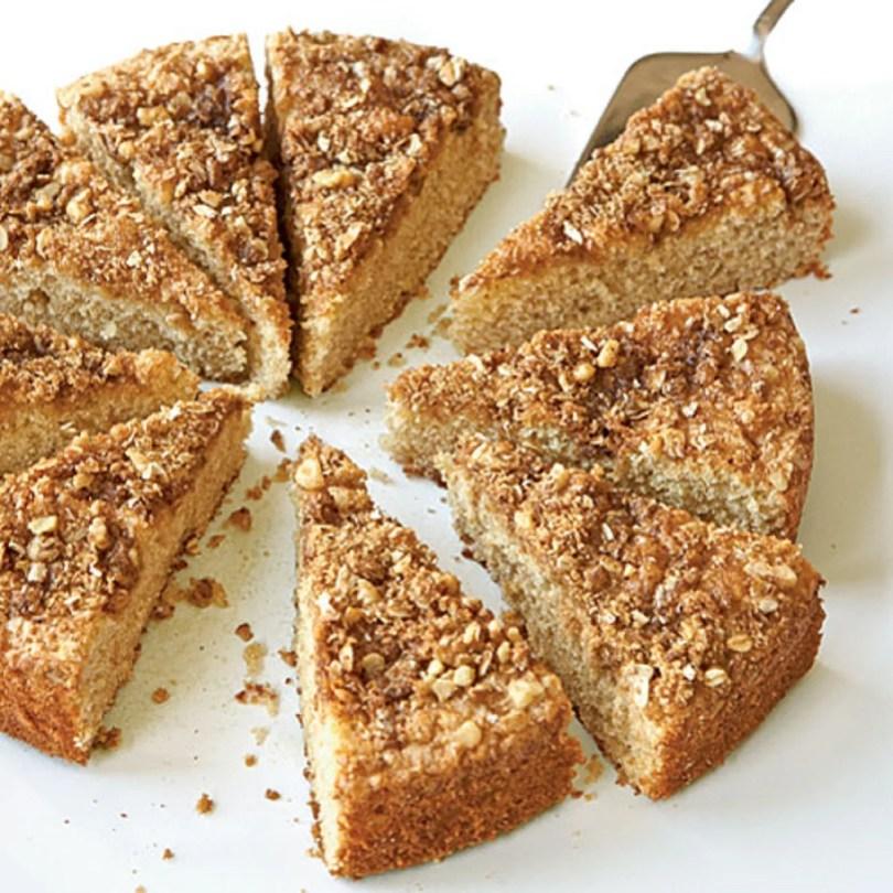 Honey Pecan Coffee Cake
