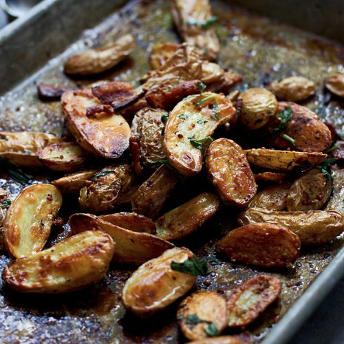 Roasted Barbecue Potatoes - TheRecipe.Website